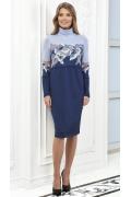 Трикотажное платье Andovers Z494
