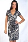 Недорогое платье Donna Saggia