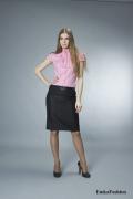 Классическая прямая юбка | 129-acura