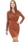 Трикотажное платье Donna Saggia | DSP-35-21t