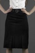 Прямая обычная юбка | 146-fss