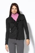 Темно-серый женский жакет | 4651