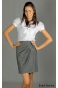 Оригинальная юбка из коллекции 2010 года | 172-hempel