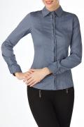 Строгая офисная блуза Golub | Б785-1323