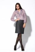 Прямая классическая юбка | 2574