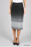 Стильная теплая юбка Emka Fashion | 274-tina