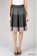 Красивая юбка Emka Fashion | 236-violetta