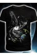 Клубная мужская футболка Creation of the univers