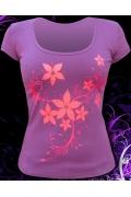 Женская клубная футболка Body Art