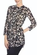 Удлиненная блузка-туника Golub | Б789-1328