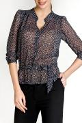 Повседневная блузка из тонкого шифона | Б795-1180