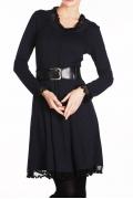 Трикотажное платье российского производства | П132-1385-823