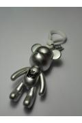 Серебристый брелок Popobe (8 см) | 08 015