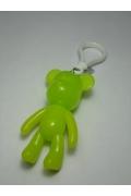 Ярко-зеленый брелок Popobe (8 см) | 08 026