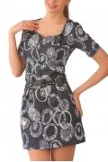 Стильное платье 2012 Golub | П135-1366