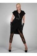 Шикарное платье-смокинг | 9750
