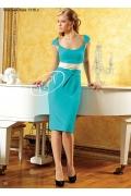 Летнее платье V&V с большим вырезом | 1316.2