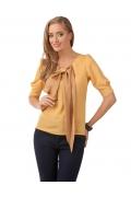 Оригинальная блузка с бантом | Б830-1547-1235