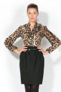 Леопардовая блузка Remix | 4669