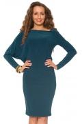 Платье с объемным верхом | DSP-69-35t
