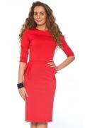 Платье с молнией на спине | DSP-61-29t