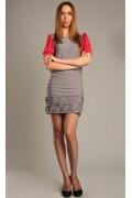 Дизайнерское платье Chertina&Durre | 3369