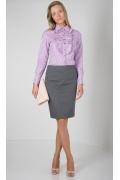 Полосатая блузка Golub (коллекция весна 2013) | Б880-1821