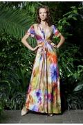 Летнее платье из коллекции Topdesign Premium | PA3 05
