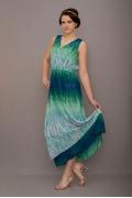 Длинное летнее платье Golub | П217-1889