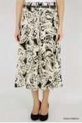 Летняя юбка Emka Fashion 306-rozana