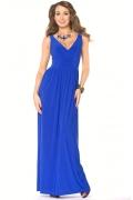 Длинное летнее платье Donna Saggia | DSP-40-7t