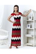 Длинное платье TopDesign | A3 082