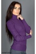 Женский свитер фиолетового цвета | 8684