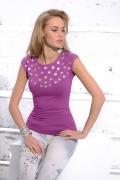Фиолетовая блузка Zaps Oliwia