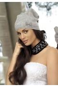 Стильная женская шапочка Kamea Azalia
