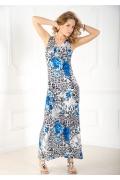 Длинное платье Apple Dress KZ1041