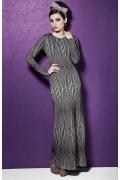 Длинное платье TopDesign Premium PB3 49