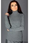 Длинный женский свитер | 8014