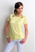 Стильная желтая блузка Sunwear L30-3-27