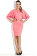 Платье из ткани лакоста Donna Saggia DSP-96-67t
