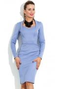 Платье сиреневого цвета Donna Saggia DSP-124-53