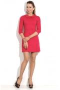 Короткое платье с воротничком Donna Saggia DSP-08-29t