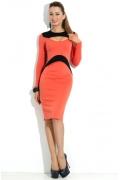 Облегающее платье Donna Saggia DSP-109-31t