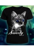 Женская клубная футболка Sweety