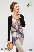 Блузка с длинным рукавом Enny 16047
