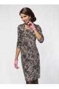 Платье с цветочным мотивом Enny 16032