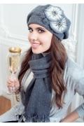 Комплект (шапка+шарф) Landre Ария