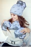 Комплект (шапка+шарф) Landre Валентина