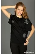 Джемпер на новогоднюю тематикуYiki Fashion | 345705