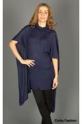 Оригинальное платье-туника | 111208